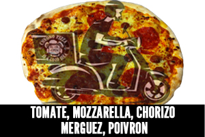 Pizza Iberique